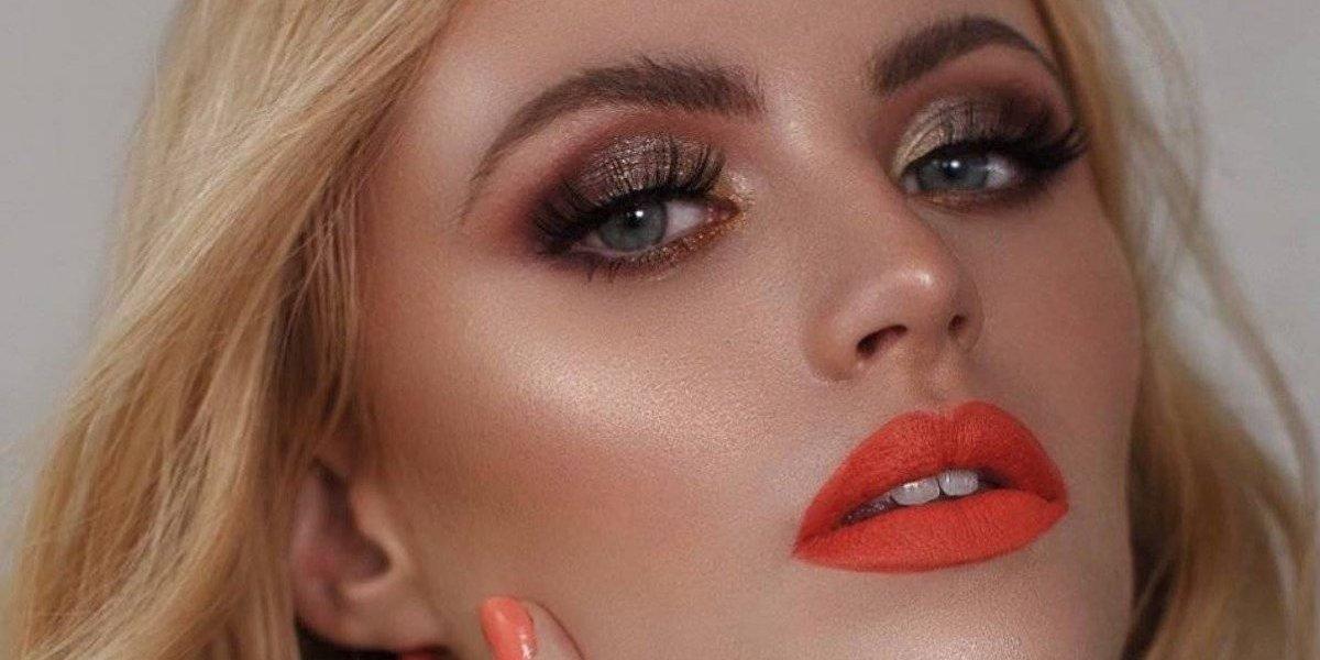 Tendencias de maquillaje que debes probar en tus fiestas de fin de año