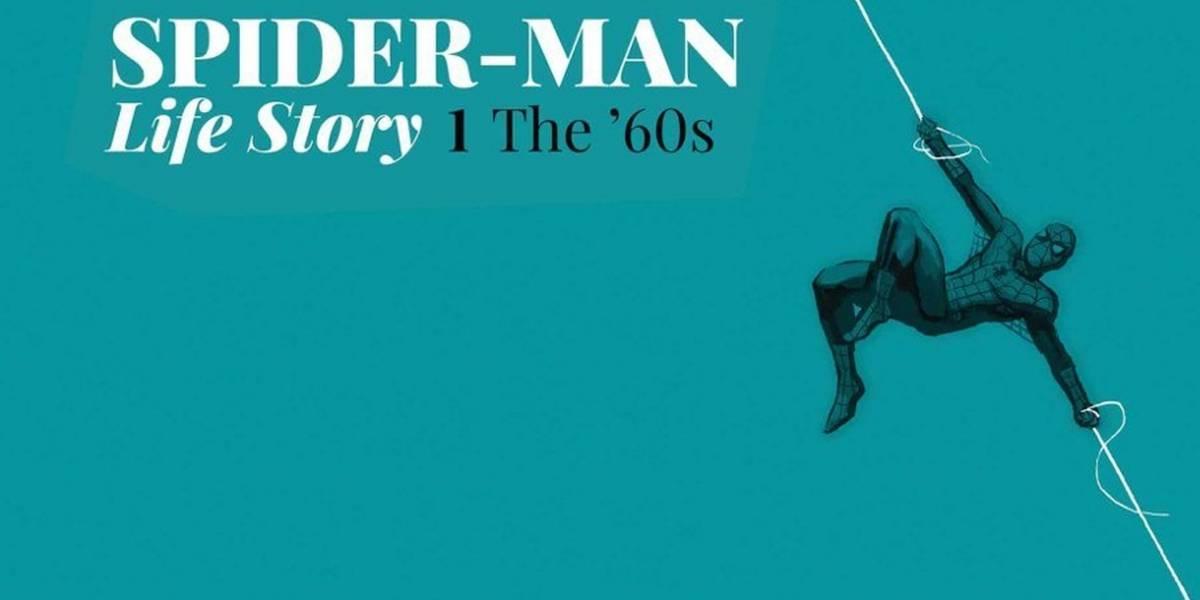 Marvel Comics anuncia la miniserie Spider-Man: Life Story