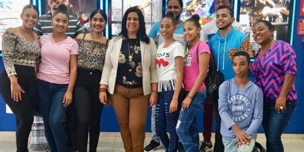 Fundación Humanidad agradece primera proyección cinematográfica inclusiva en RD