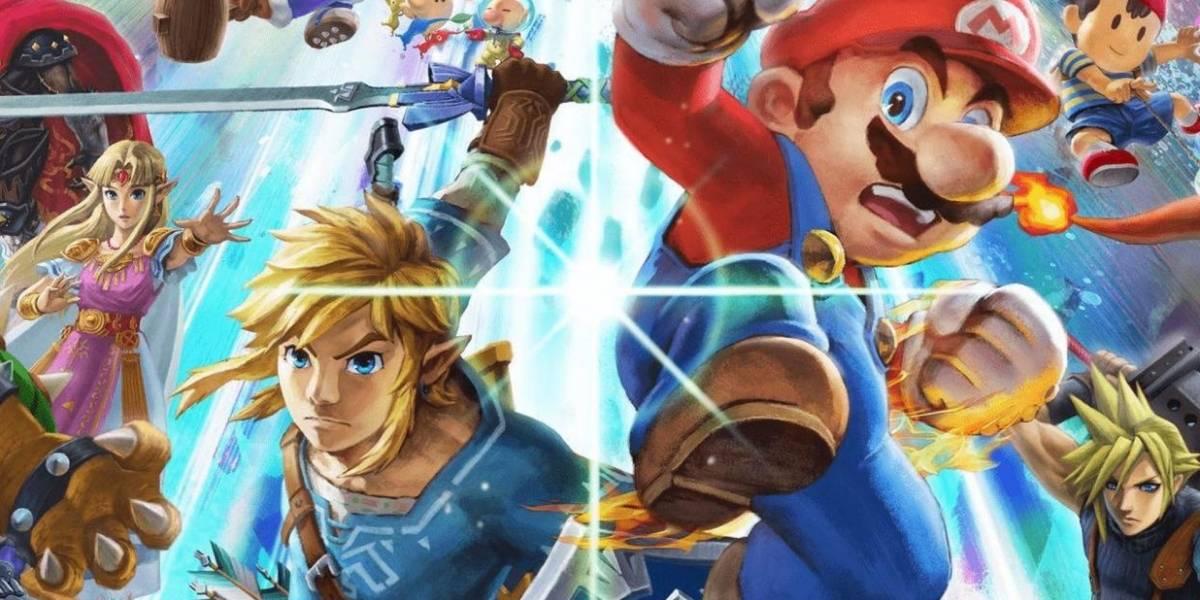 Super Smash Bros. Ultimate vendió más de 1 millón de copias en Japón en sus primeros 3 días