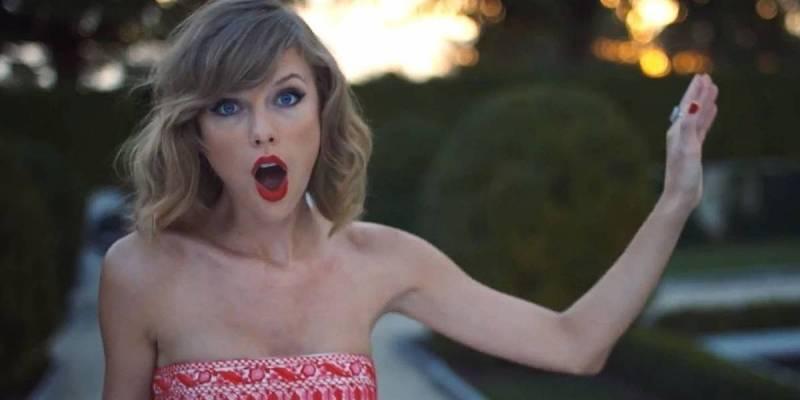 Taylor Swift usó reconocimiento facial en un concierto para identificar a haters