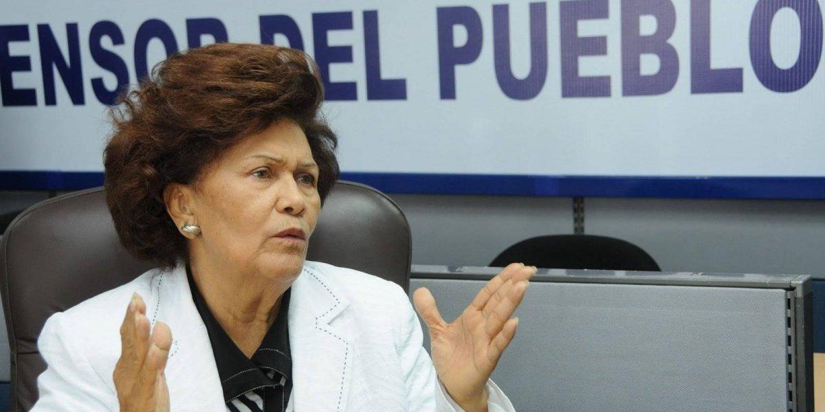 Defensor del Pueblo gestiona apoyo para las víctimas de explosión en Villas Agrícolas