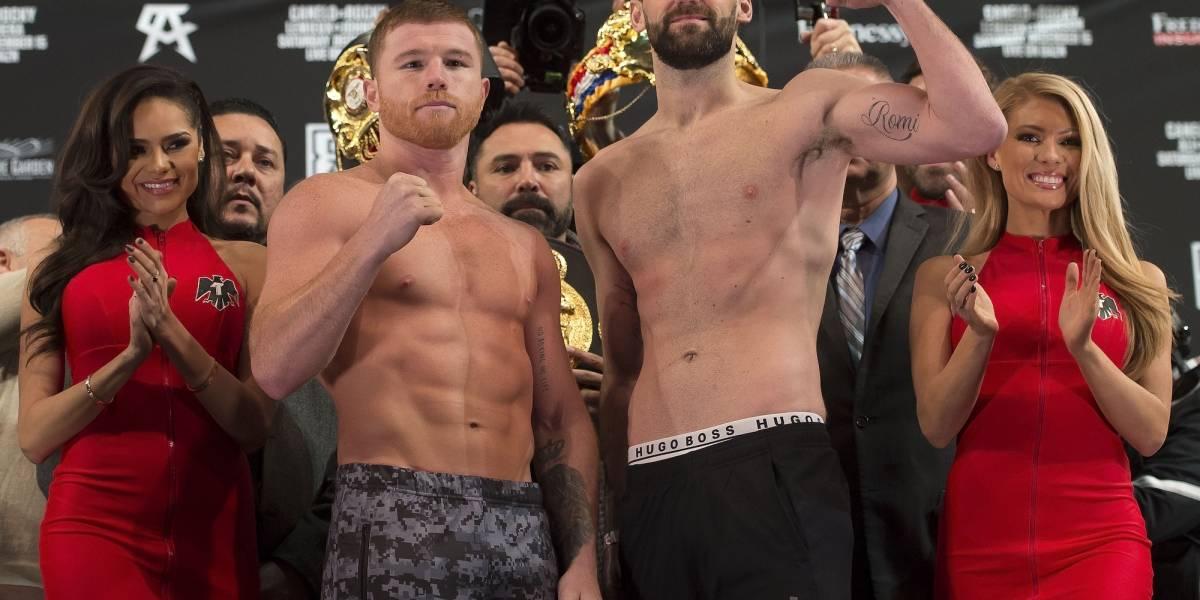 'Canelo' Álvarez vs Rocky Fielding, ¿dónde y a qué hora ver la pelea?
