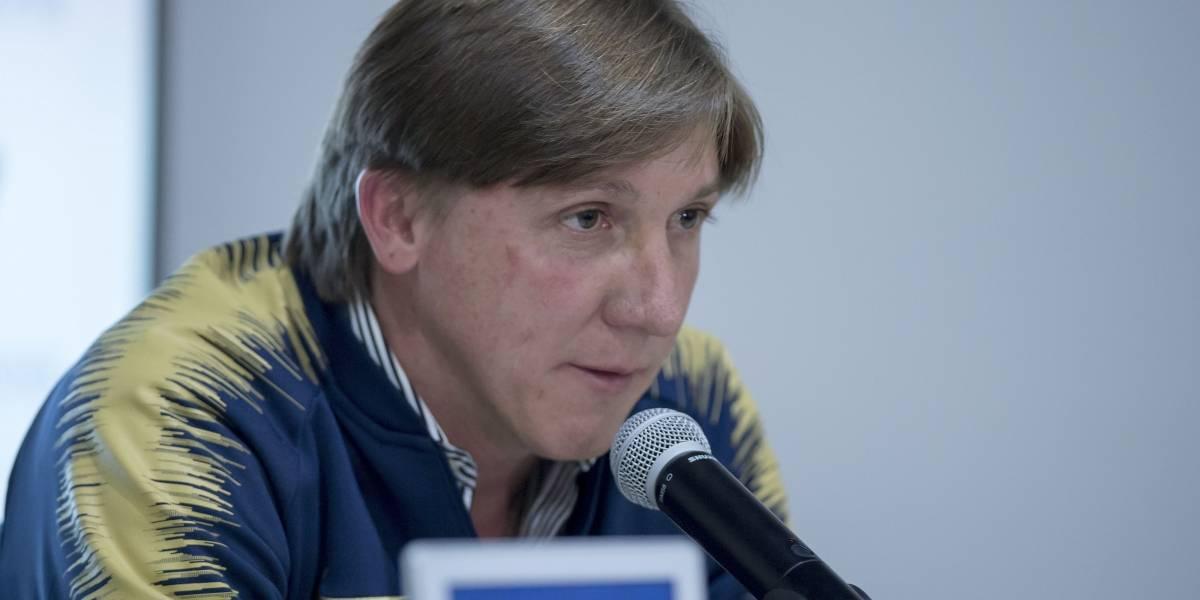 El motivo por el que Matías Alustiza saldrá de Pumas — PUMAS UNAM