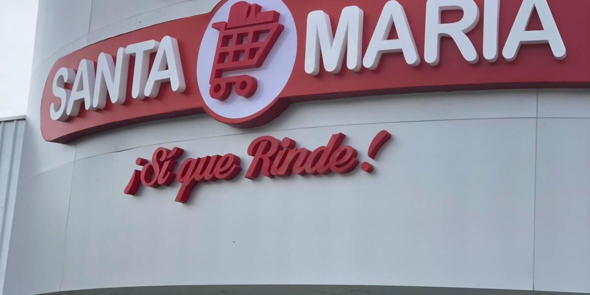 Supermercados Santa María llega con sus descuentos de hasta el 50%