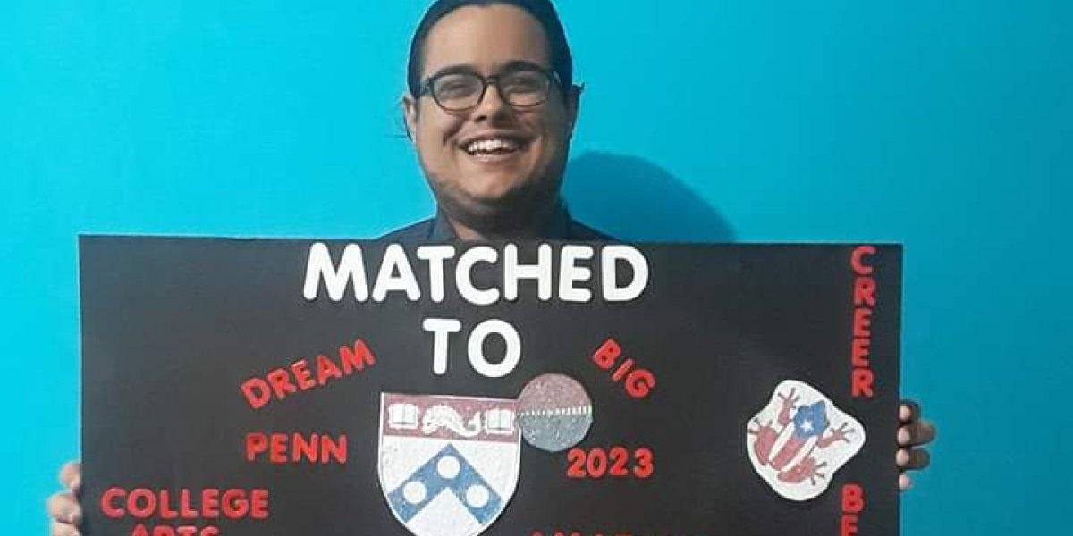 Estudiante puertorriqueño gana prestigiosa beca