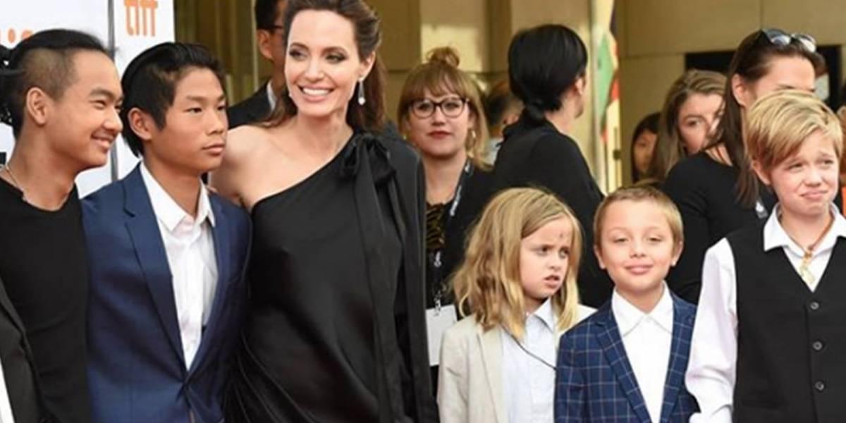 El secreto de Brad Pitt revelado por Angelina