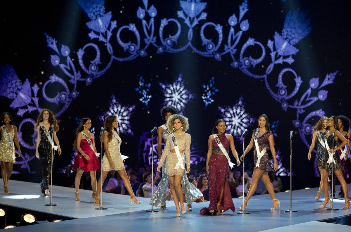 Miss Universo AP