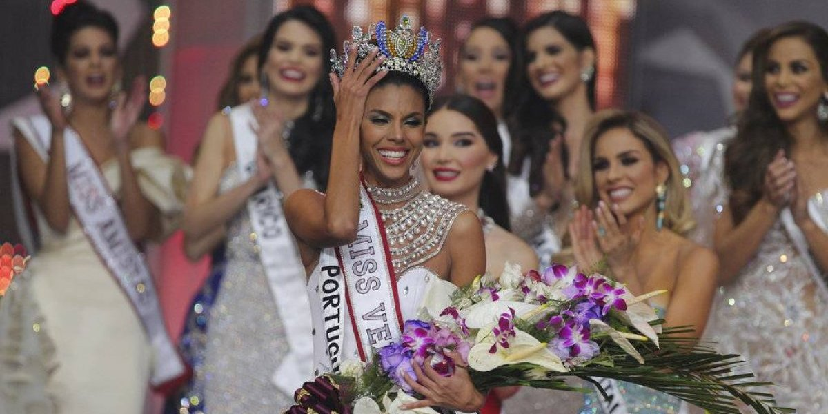 Joven morena gana Miss Venezuela 2018
