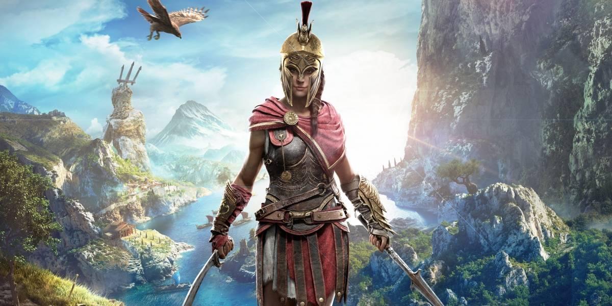 Assasin's Creed Odyssey: Una de las mejores historias en la antigua Grecia
