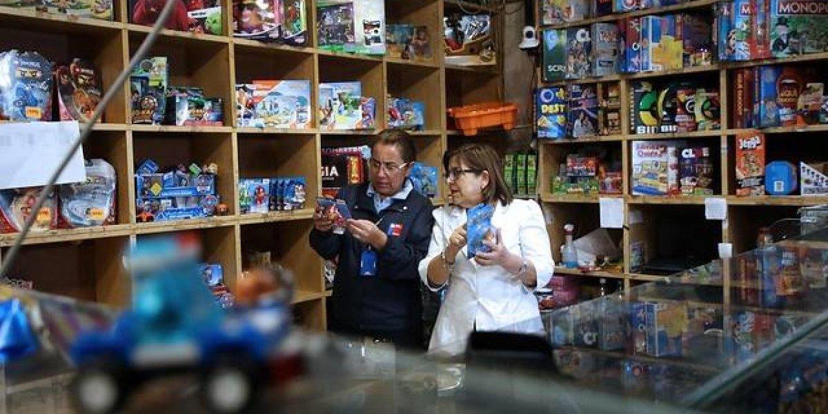 Atención padres: Seremi de salud retiró del mercado más de 4 mil juguetes calificados como riesgosos