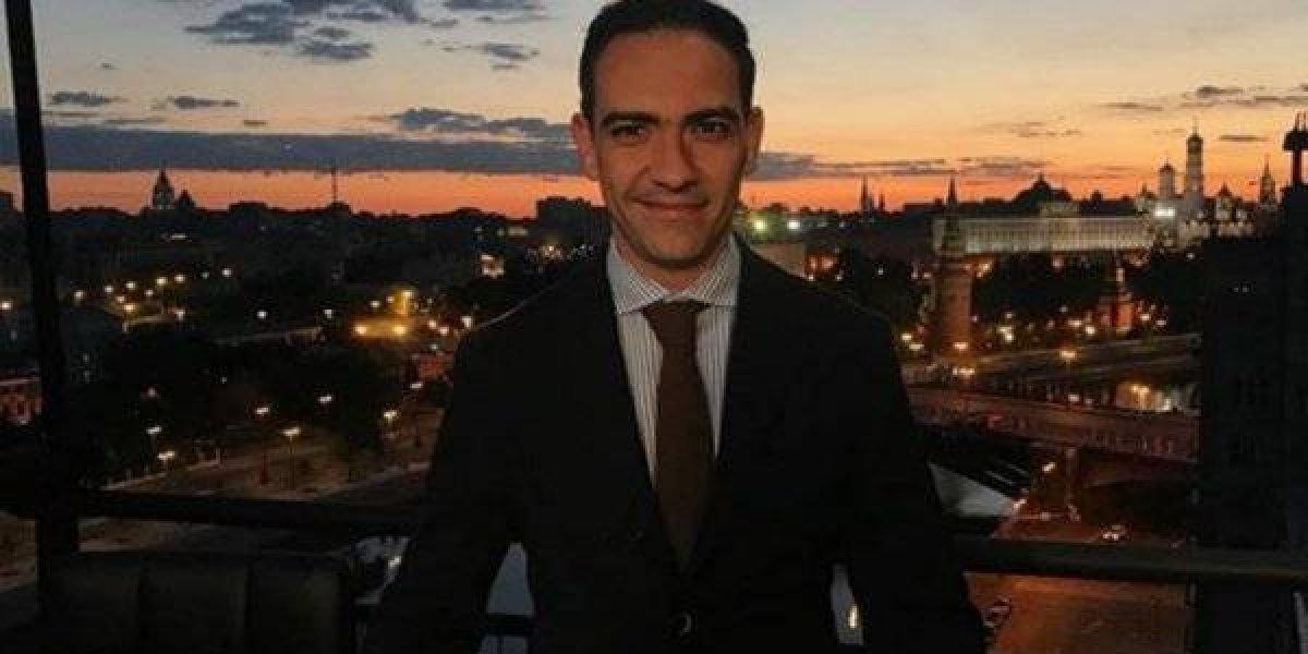 Alejandro de la Rosa renuncia a ESPN