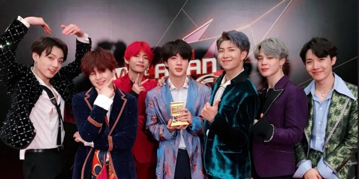 Fãs já estão na torcida para que o grupo BTS ganhe Grammy 2019
