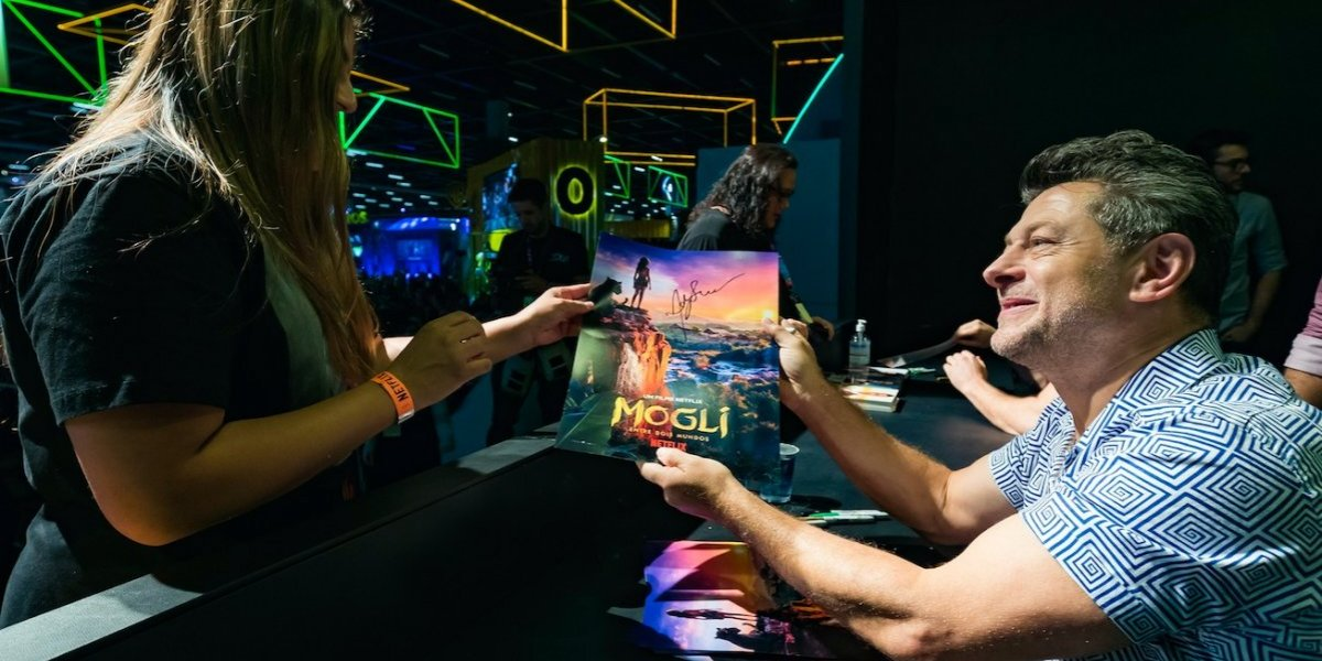 """Andy Serkis: """"Mowgli es sobre el poder amarte lo suficiente para encontrar tu centro"""""""