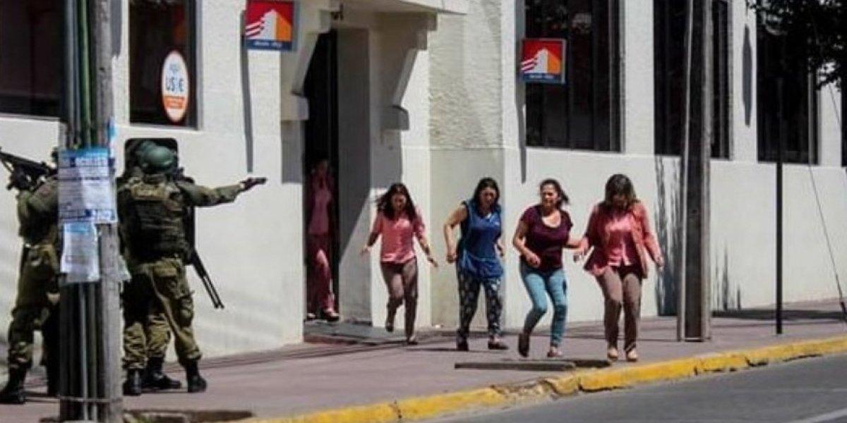 """""""Habla... ¿o querís morir?"""": las crudas amenazas de muerte que traumaron a mujeres durante simulacro de robo en Linares"""