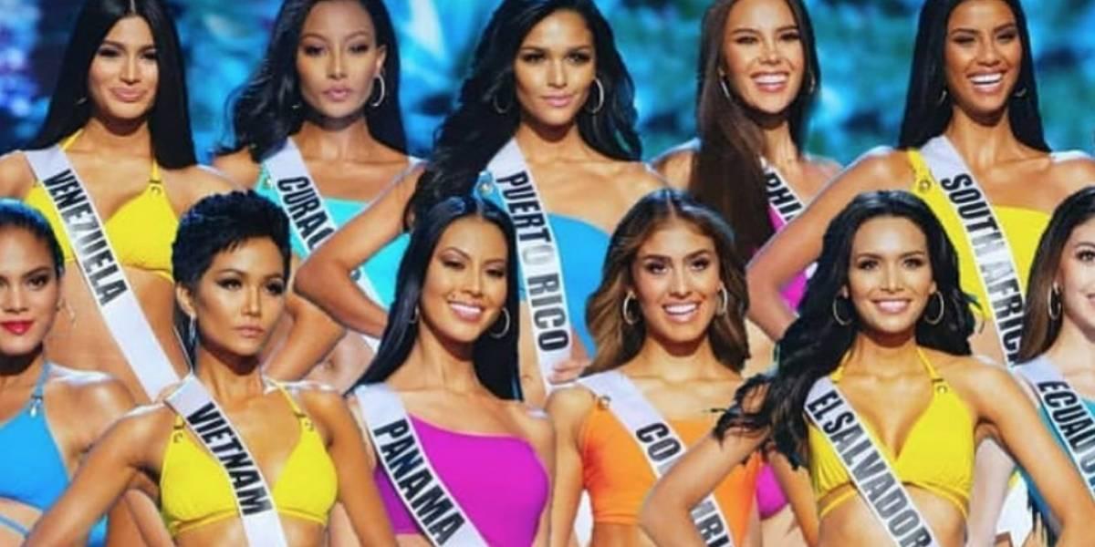Todas las miradas sobre Miss Universo 2018