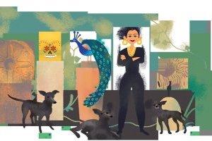 ¿Por qué Dolores Olmedo aparece en el Doodle de Google?