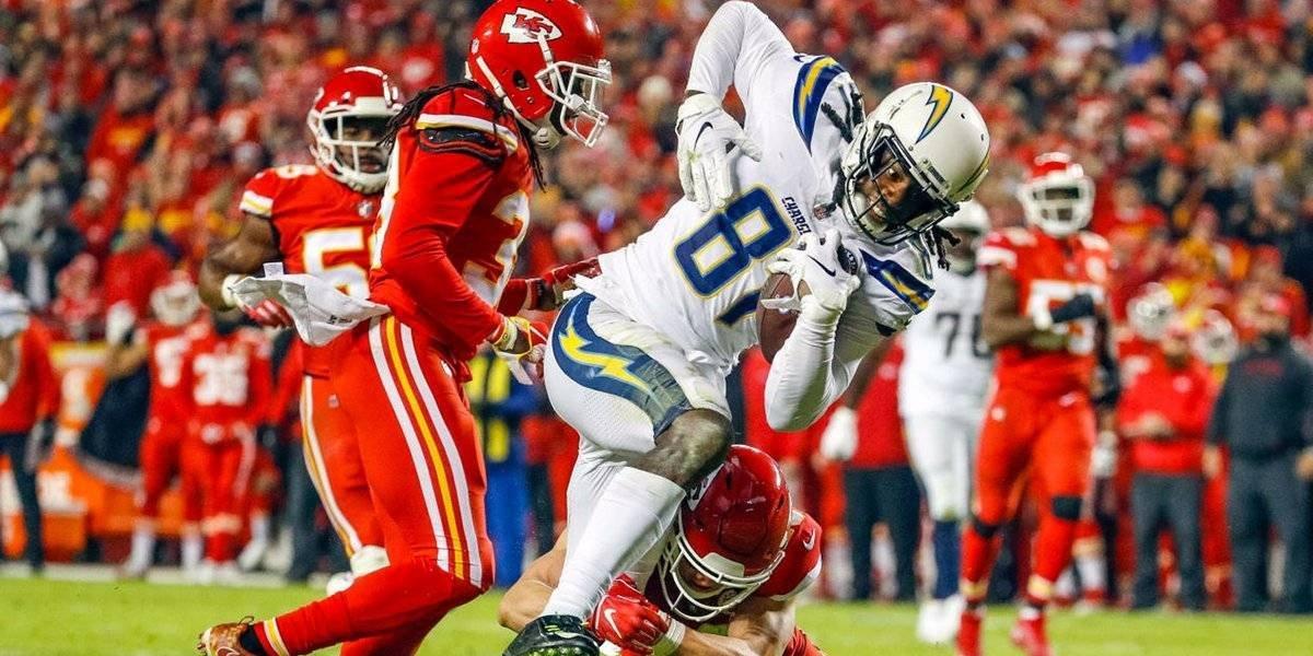 Chargers aseguran postemporada con una épica remontada ante los Chiefs — En imágenes