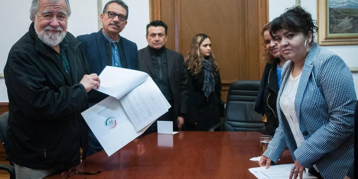 Segob recibe listado de presos políticos
