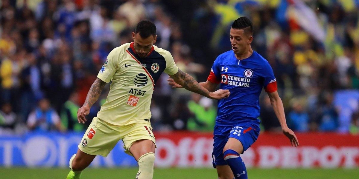 América vs Cruz Azul aburren en la Final de Ida del Apertura 2018