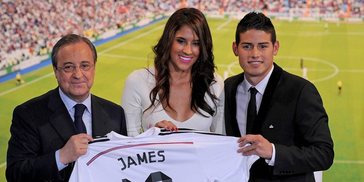 Daniela Ospina manda 'indirecta' a James Rodríguez