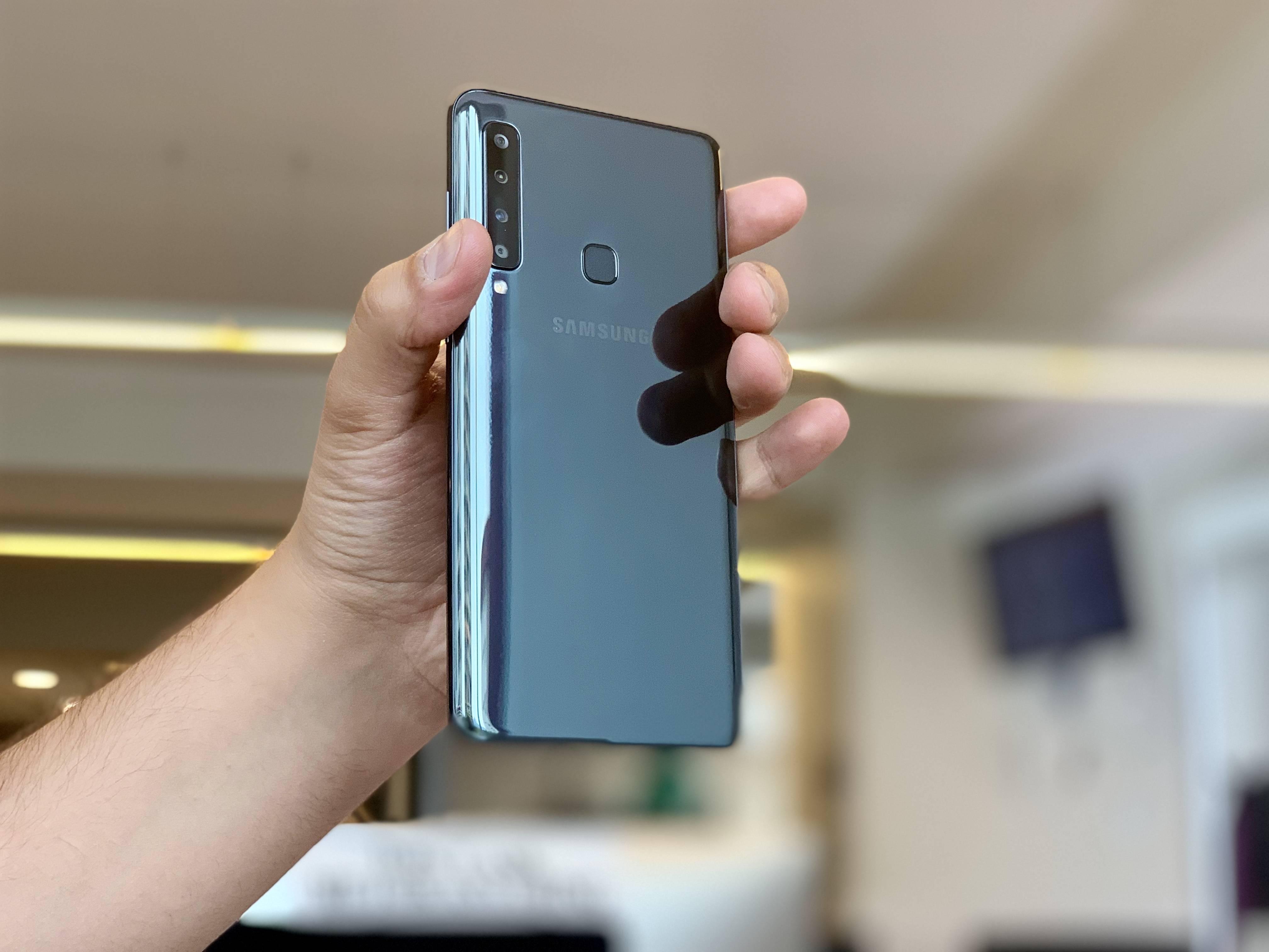 El celular con cuatro cámaras: Review del Samsung Galaxy A9 2018 [FW Labs]