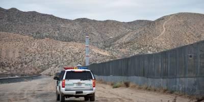 Patrulla fronteriza en Estados Unidos.