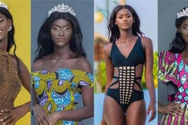 Miss Sierra Leona descalificada por llegar tarde