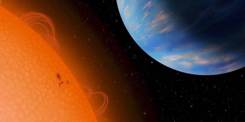 ¡Se está evaporando! Encuentran un extraño planeta que se desvanece a un ritmo estremecedor