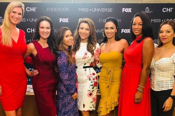 jurado Miss Universo 2018