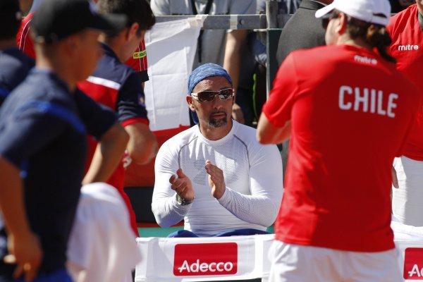 El Chino vuelve para acompañar a Massú en la cabina técnica / image: Photosport
