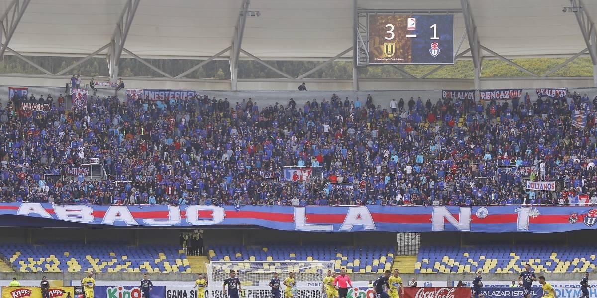 La U hará de local en Concepción si avanza de ronda en la Copa Libertadores