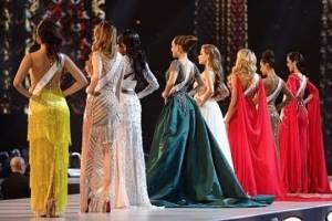 Esta candidata hace historia en la preliminar de Miss Universe 2018