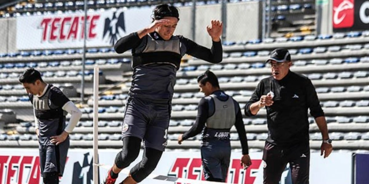 Lobos vuelve a pretemporada de cara al Clausura 2019