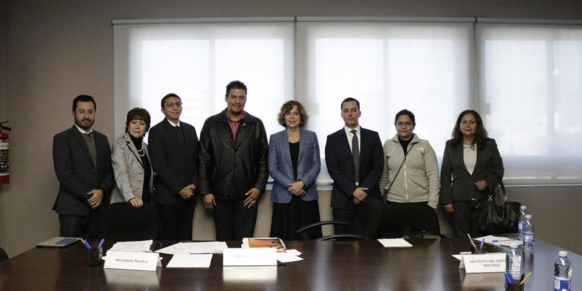 Rodrigo Dosal Ulloa, nuevo titular del Indeporte