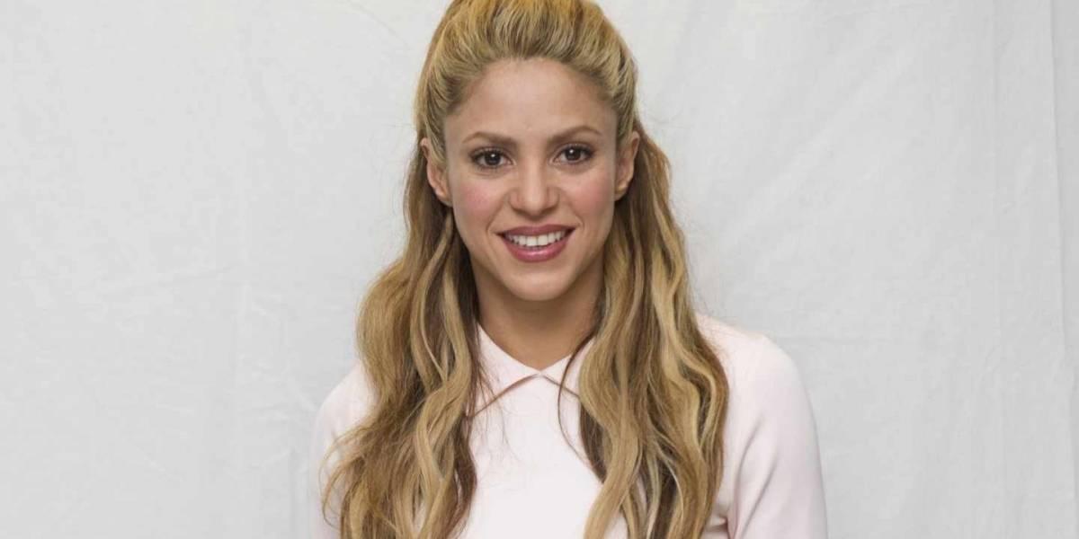 Acusan a Shakira de fraude fiscal por 14.5 millones de euros