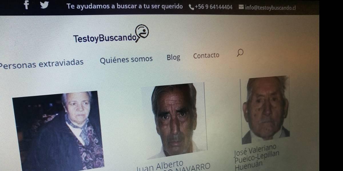 Sitio web transparenta la cruda realidad chilena: cada 15 minutos se pierde alguien