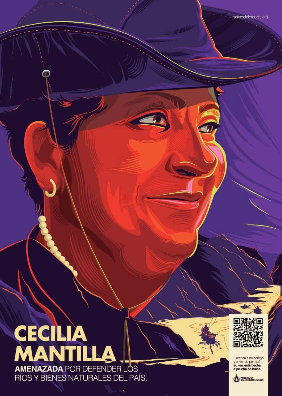 Cecilia Mantilla