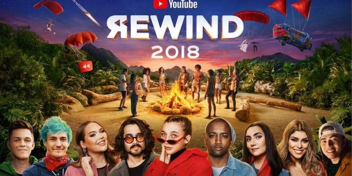 YouTube Rewind 2018: cómo el video resumen de lo mejor de YouTube se convirtió en el más odiado en la historia de la plataforma