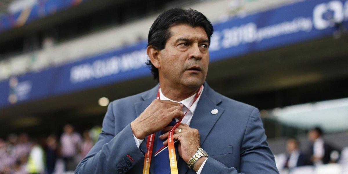 Cardozo se culpa del fracaso de Chivas en el Mundial de Clubes