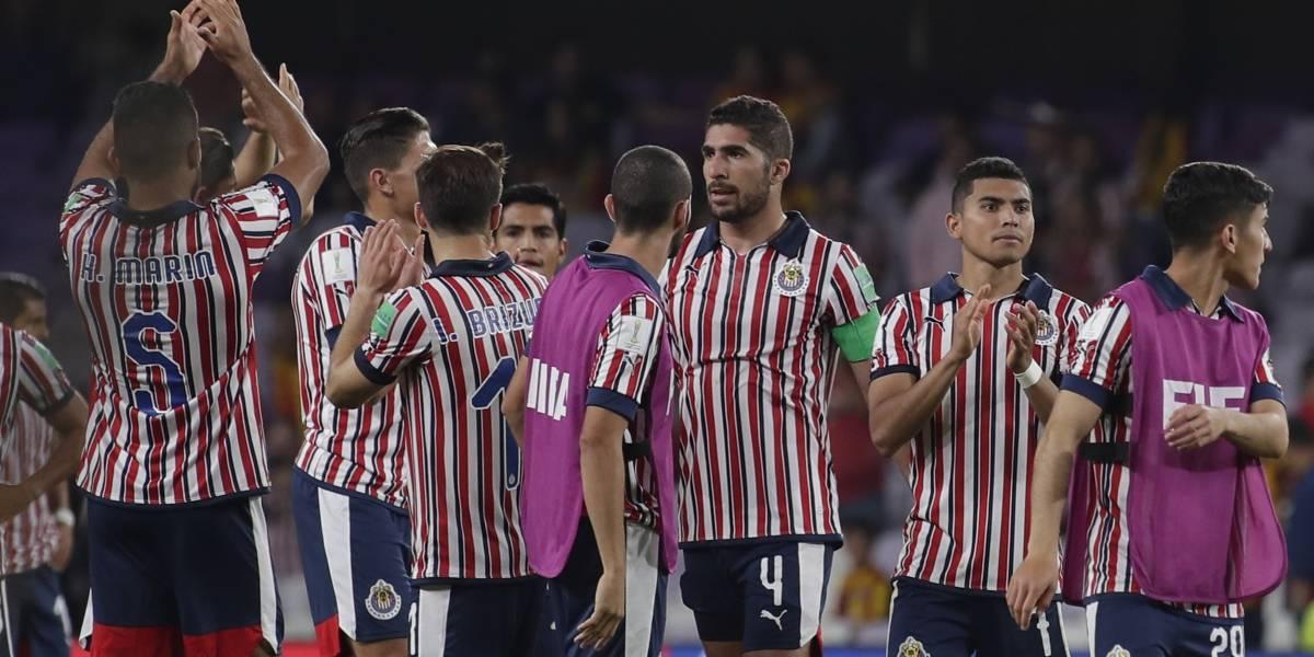 Chivas conoce a rival para el quinto lugar de Mundial de Clubes