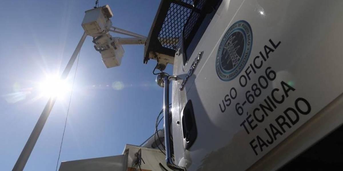 AEE interrumpirá servicio en siete municipios por trabajos programados