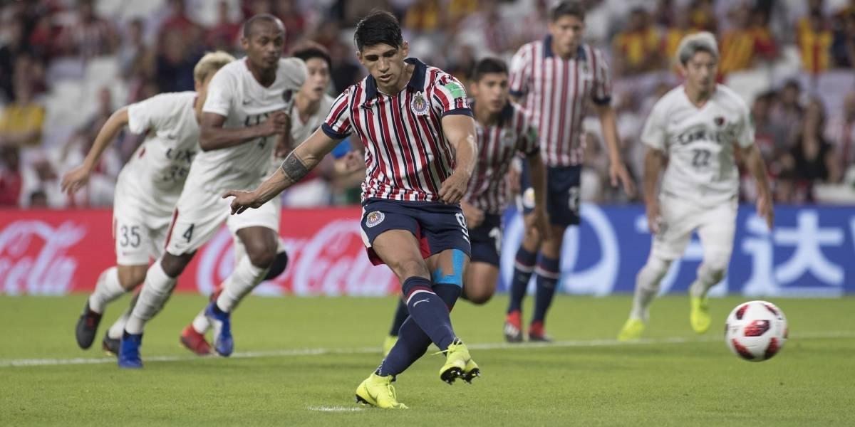 Alan Pulido admite que Chivas se cae y ya no reacciona