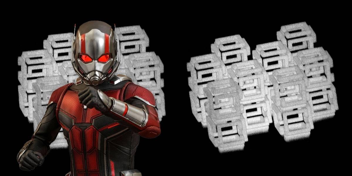 Ant-Man de la vida real: científico del MIT encuentra cómo encoger objetos