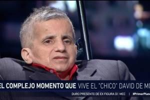 """""""Chico David"""", ex"""