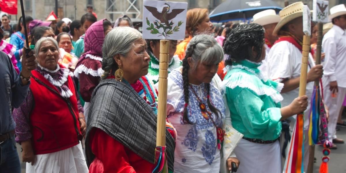 CDMX busca la libertad de 424 indígenas