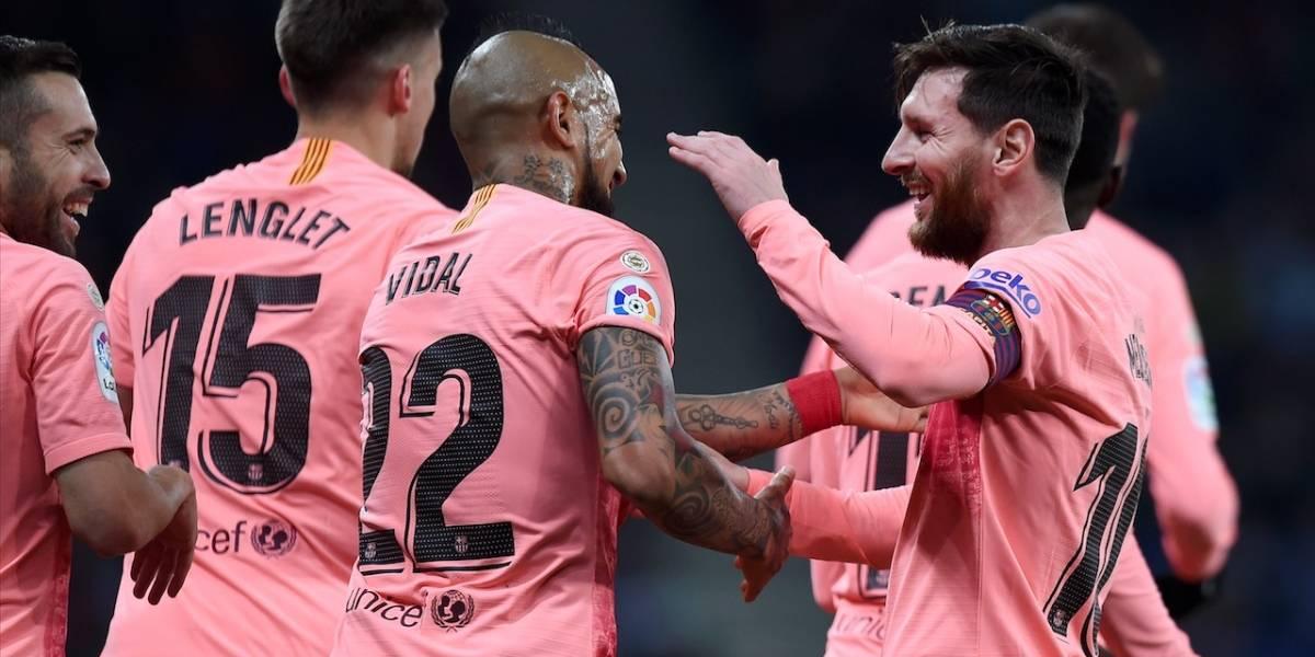 El Barcelona de Messi visita a un complicado Levante