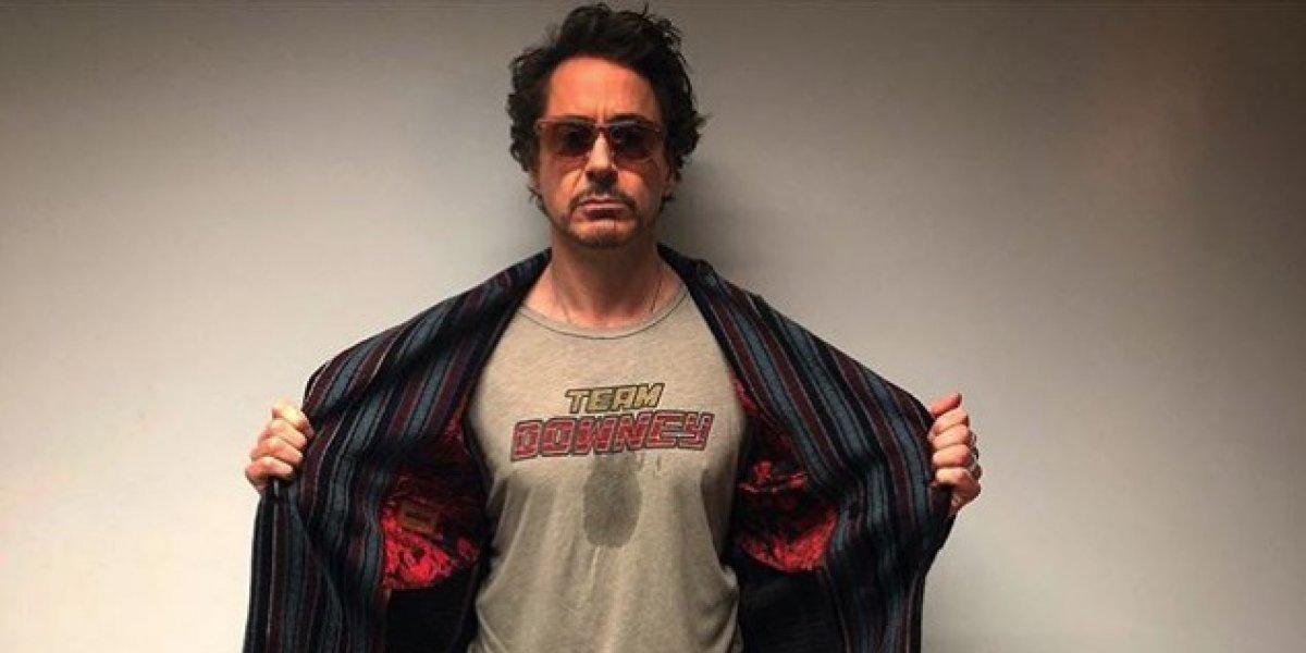 """Robert Downey Jr. revela spoiler de """"Avengers: Endgame"""""""