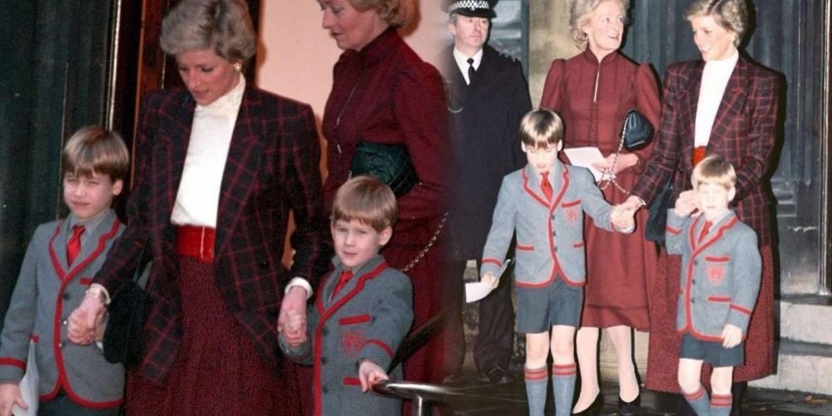 ¡Amaba la navidad! El día que la Princesa Diana llevó a sus hijos a un concierto navideño