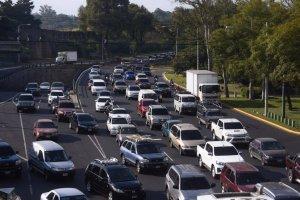 ¡Todos los días serán de mayor tránsito vehicular!